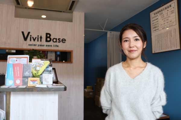 Vivit-Base様